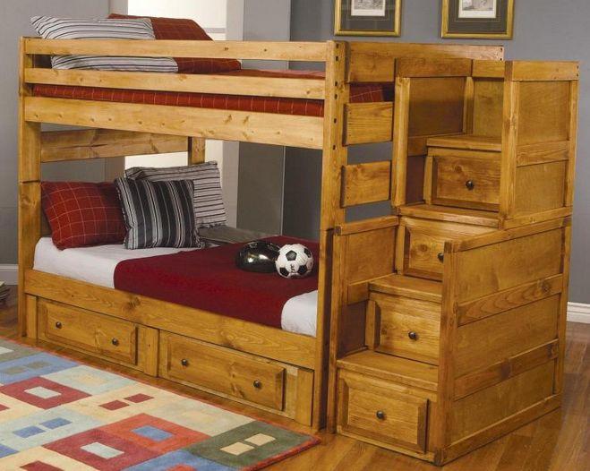 Tempat Tidur Tingkat Minimalis terbaru