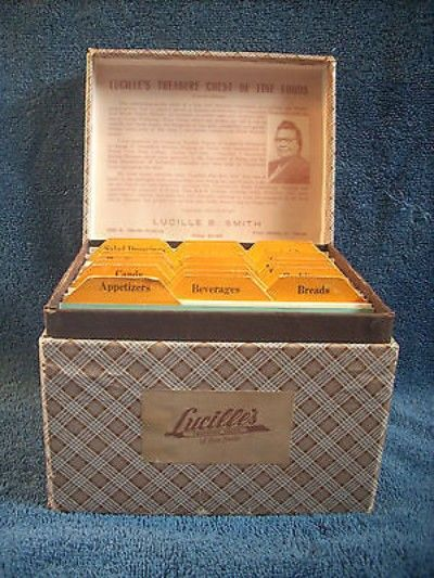 Lucille S Treasure Chest Of Fine Foods