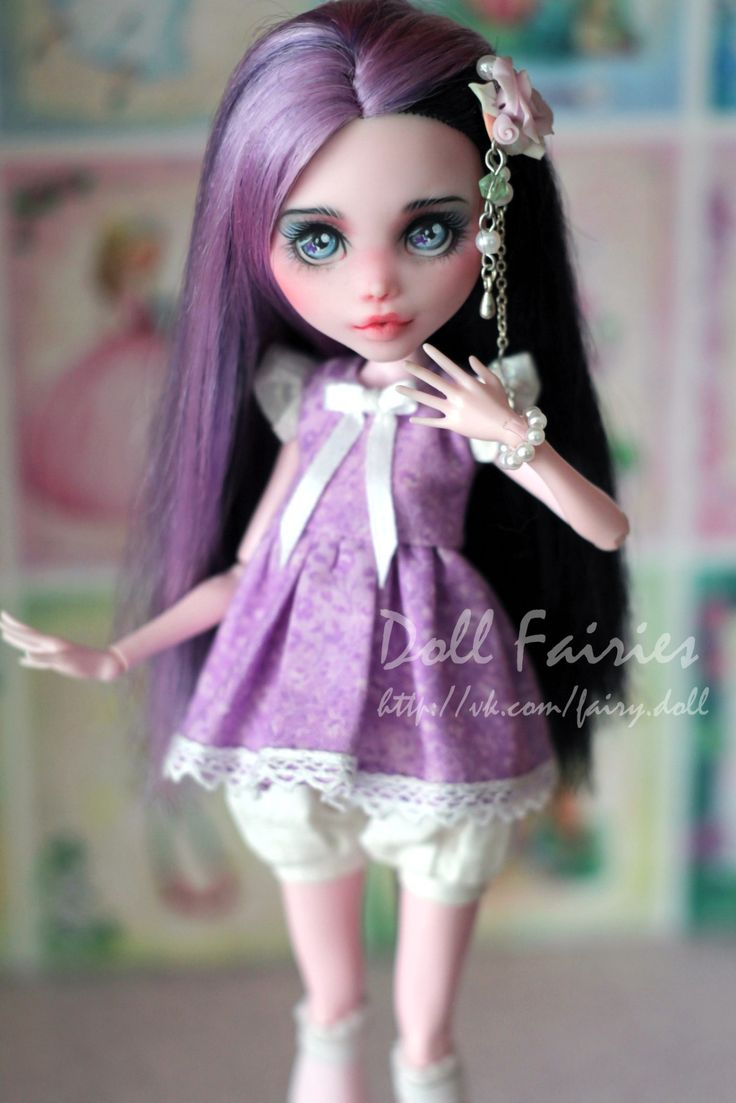 Monster High Photography