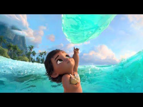 Disney's Moana: First International Trailer - Dwanye Johnson 4K - YouTube
