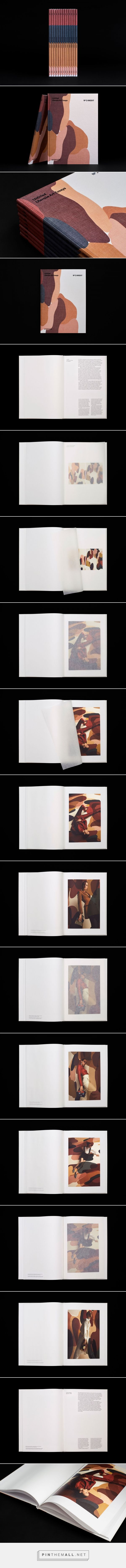 Uterqüe. Press Book AW17 on Behance - created via https://pinthemall.net