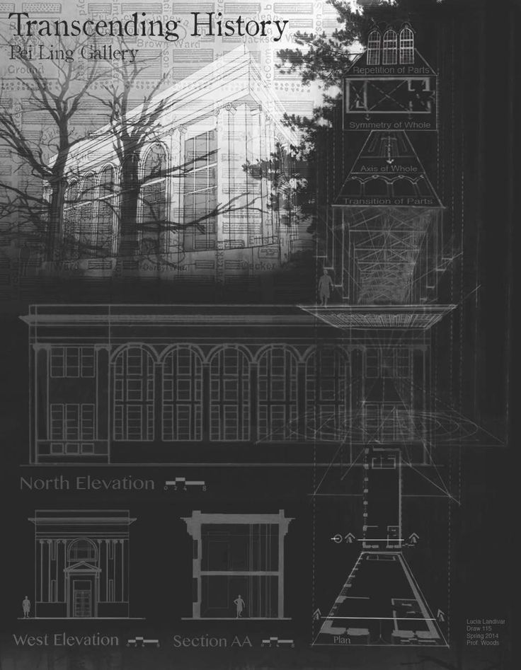 19 best images about analytique on pinterest famous for Full size architectural drawings