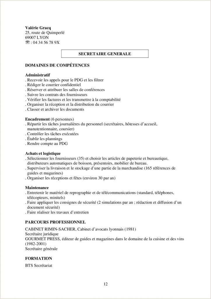 Exemple De Cv Hotesse Daccueil Standardiste Nouveau Lettre De Motivation Pour Un Poste D Hotesse D Resume Words Types Of Resumes Functional Resume