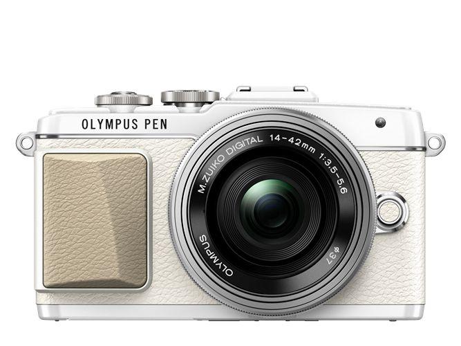 Olympus Shop - E-PL7 Kit Zoom Pancake - Appareils photo - Olympus PEN
