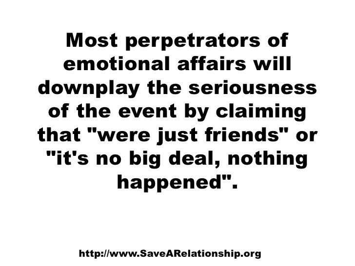 Could You Be Having an Emotional Affair? – Tempttations