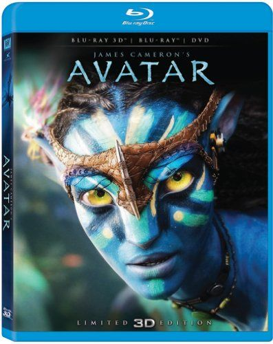 Avatar is easily one of the best movies of all time, especially when it comes to the opinion of the younger generation.  Avatar (Blu-ray 3D + Blu-ray/ DVD Combo Pack)