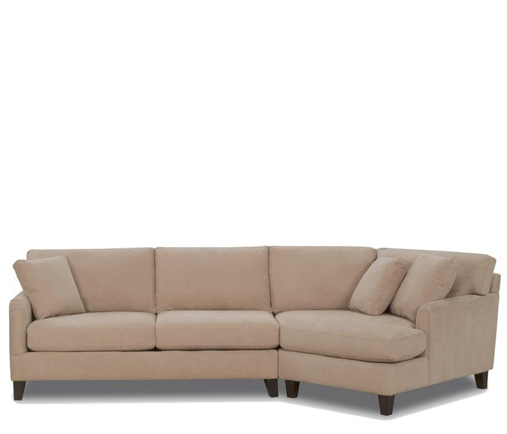 hamilton 2 pc sectional with cuddler kitchen great