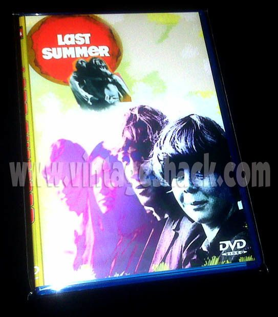 Last Summer on DVD 1969, Barbara Hershey, Richard Thomas, Bruce Davison
