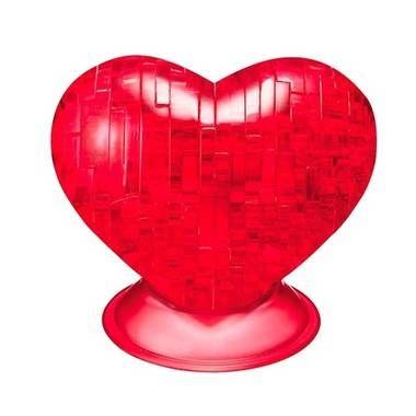 Crystal Puzzle 3D puzzel hart 46 stukjes  EUR 19.50  Meer informatie  #blokker