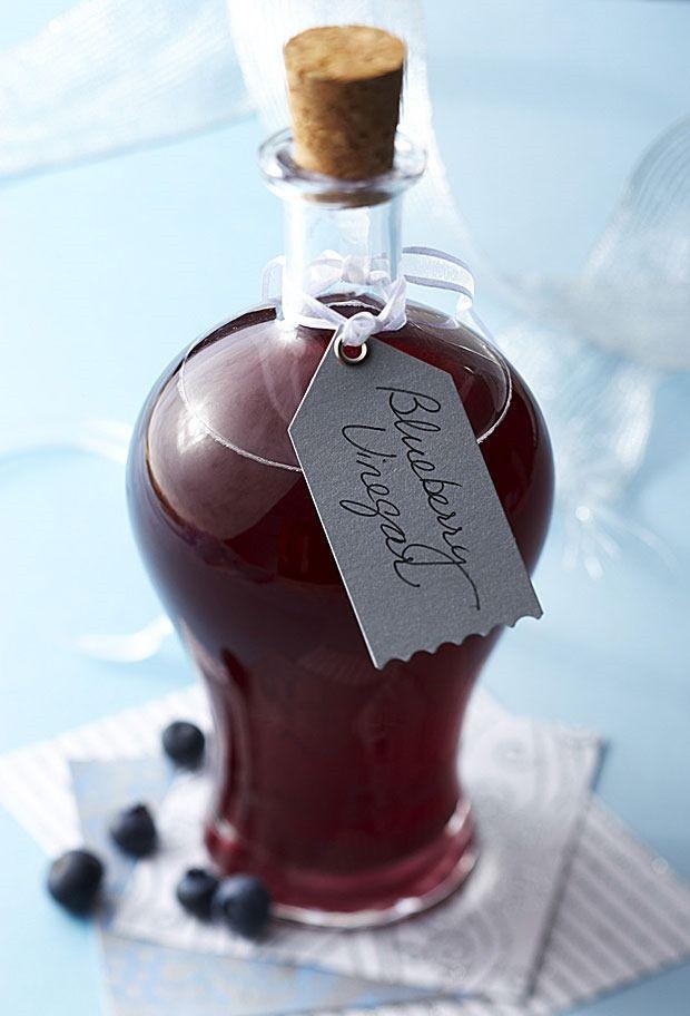 Blueberry Balsamic Vinegar recipe