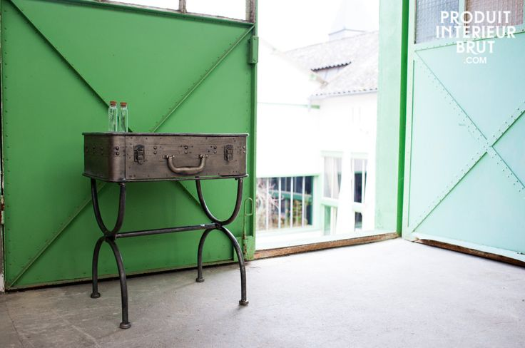 Having a uniquely designed interior is something that most of us strive for. The Louis latch table will lost definitely add an original aspect to any industrial décor with its clever suitcase design. Discover the Louis latch table amongst our collection of vintage consoles at https://www.pib-home.co.uk/ the specialist in vintage furniture, lighting and decorating style.