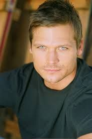 "Bailey Chase from the TV show ""Longmire""  Beautiful eyes!"