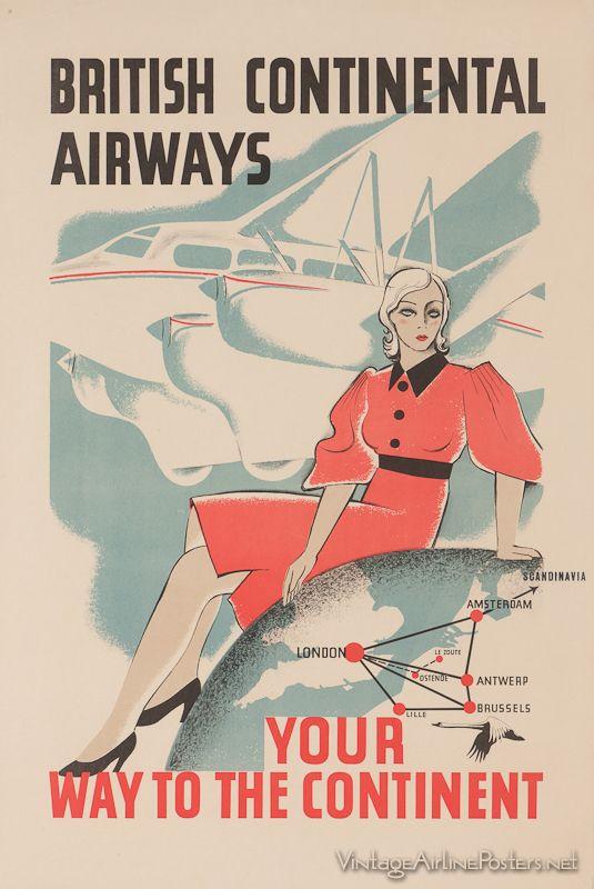 British Continental Airways