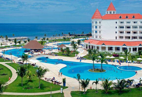 World's Best Resort Pools: Gran Bahia Principe Jamaica, Ocho Rios