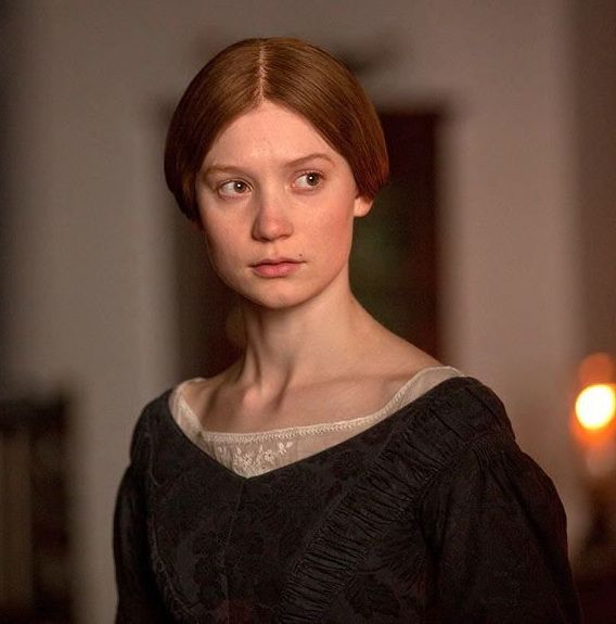 jane eyre female characters The bechdel test, which slaps the sexist label on any story that fails to feature at  least two female characters discussing something other than a.