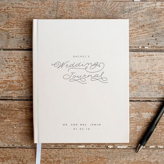Hey, I found this really awesome Etsy listing at https://www.etsy.com/listing/262044139/wedding-journal-notebook-wedding-planner