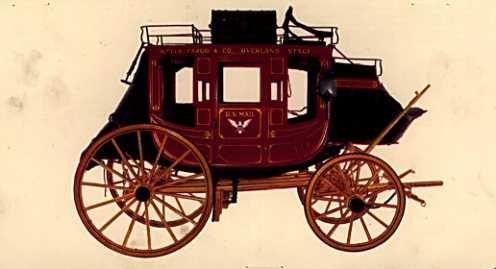 Stagecoach Driver - Al