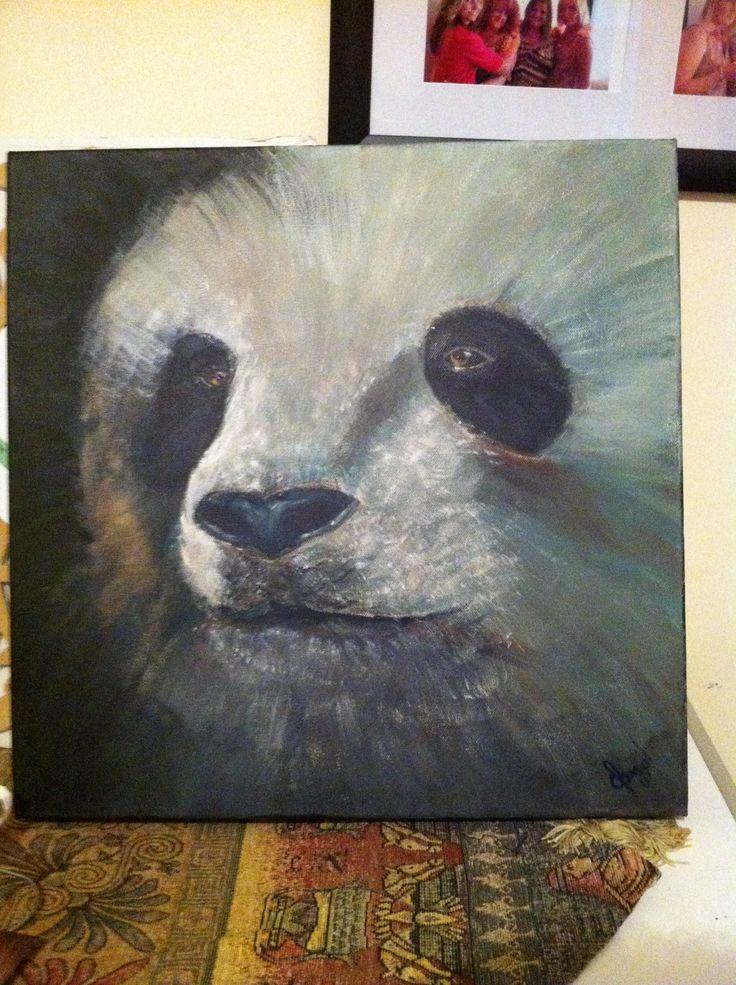 My panda
