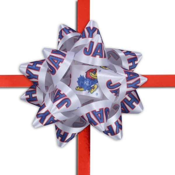 Kansas Jayhawks Medium Gift Wrap Bow - $5.99