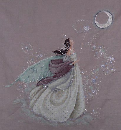 Already have this pattern!!!  mirabilia fairy moon