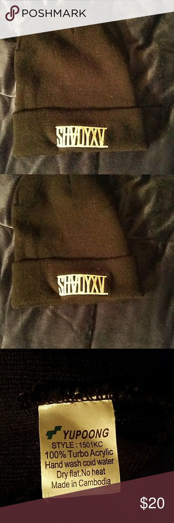 Eminem winter hat Brand new. Never worn. For men or women. Accessories Hats