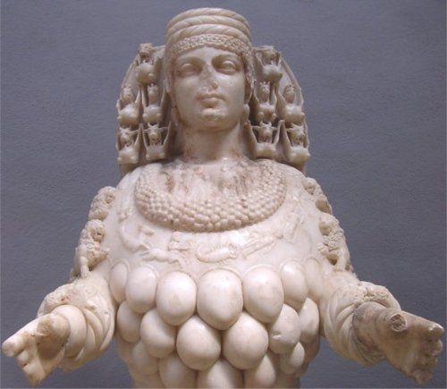 Anatolian great mother goddess - lady of the animals