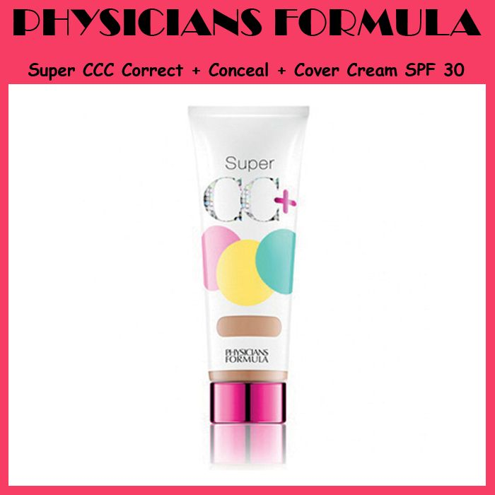 PHYSICIANS FORMULA Super CCC Correct + Conceal + Cover Cream SPF 30  - IDR 279.500 (Free Shipping)