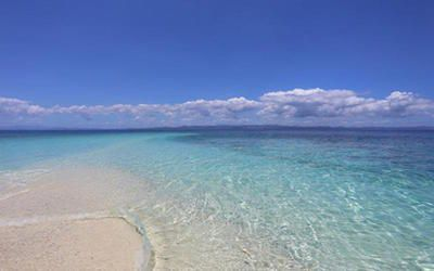Breathtaking Picture Of Crystal Clear Waters At Kalanggaman Island