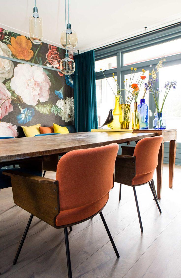 VT wonen 2016, aflevering 5, appartement Rotterdam vol kleur