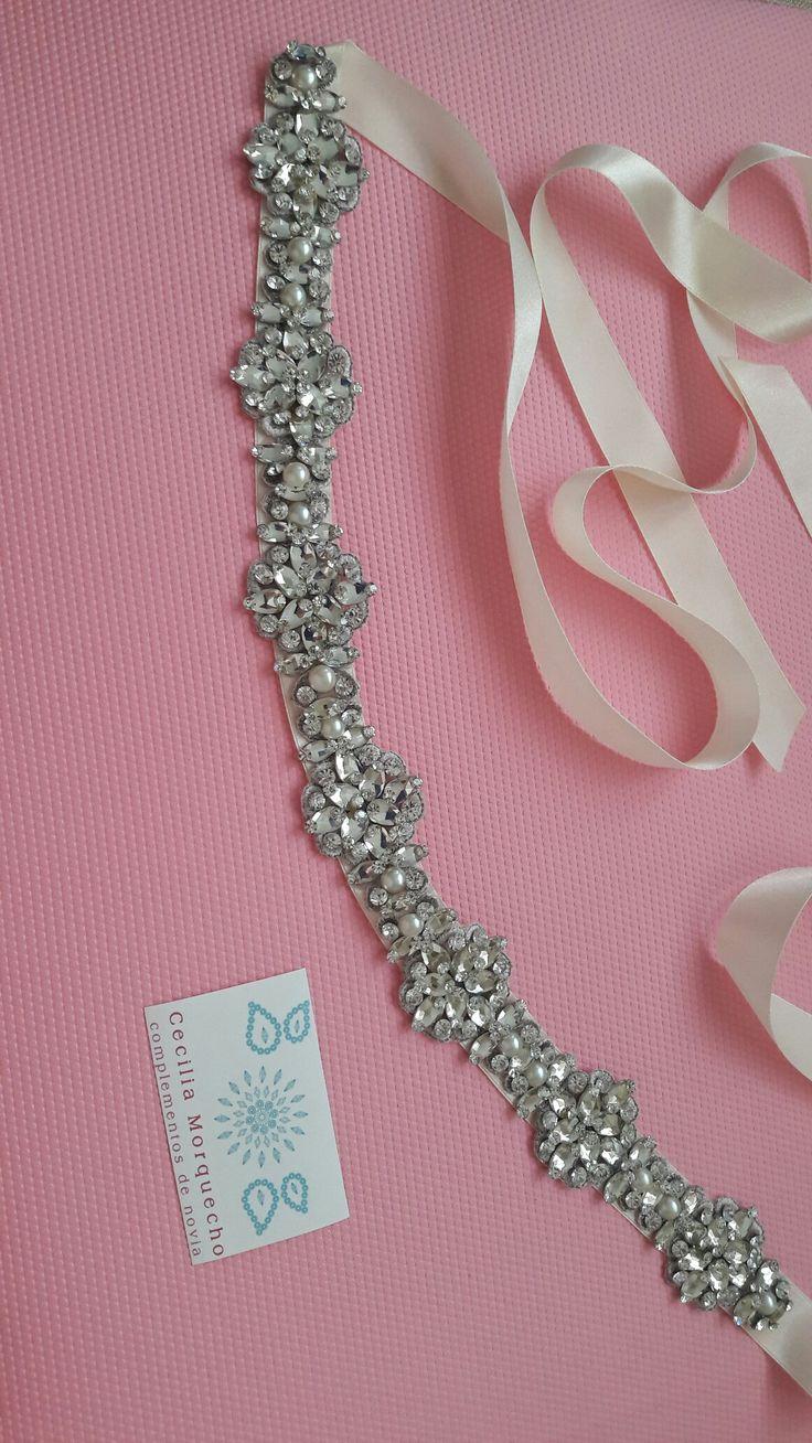Best 45 Bridal headpieces images on Pinterest | Bodas, Novias ...