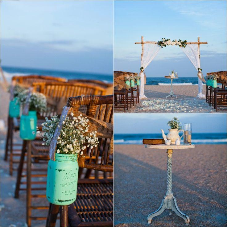 Vintage Birch Arbor White Lace Sun And Sea Beach Weddings