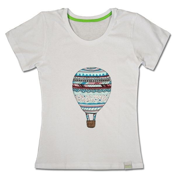 Candy+Balloon+T-Shirt+by+sibelyokus