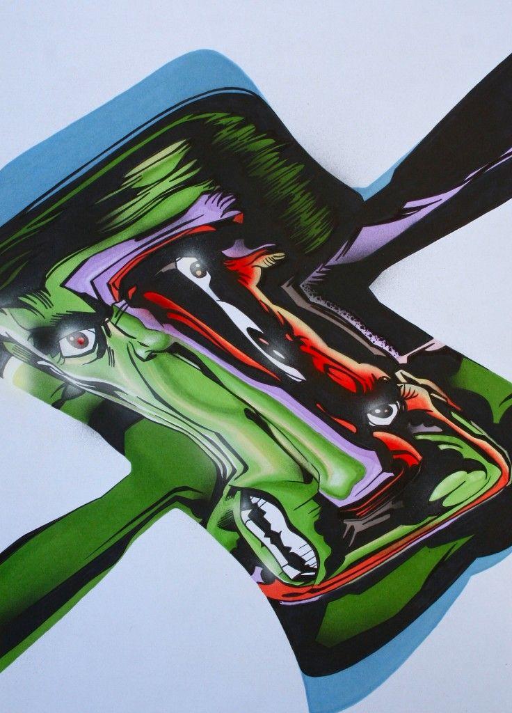 PRO176 http://www.widewalls.ch/artist/pro176/ #street #art