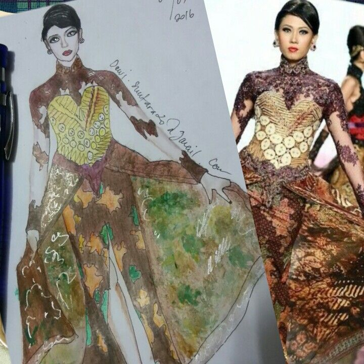 Fashion illustrasi Dewiutarisuntara.blogspot.com