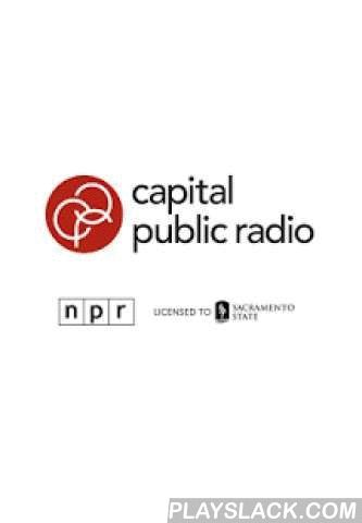 Capital Public Radio App  Android App - playslack.com ,  Capital Public Radio App:The Capital Public Radio App allows you to listen to Capital Public Radio live, pause and rewind the live audio, and view the program schedule for all the Capital Public Radio streams at once! You can explore On Demand content, search for stories, bookmark a story for later, and wake up to Capital Public Radio with the alarm clock!Live Streaming• DVR-like controls (pause, rewind, and fast forward). You can…