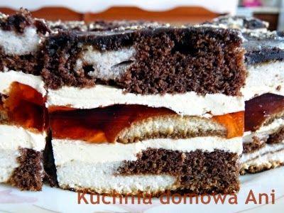 Kuchnia domowa Ani: Ciasto Oczy Carycy