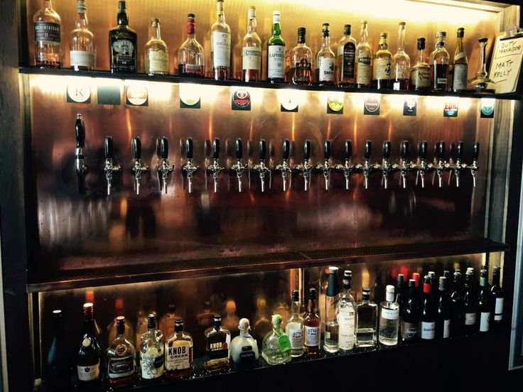 Craft beer popularity drives extra taps at 16 TUN