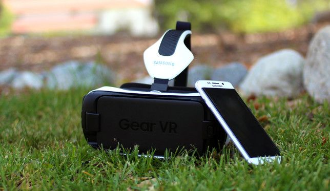 Enter now to win a Samsung Galaxy S6 Edge and Gear VR Headset!