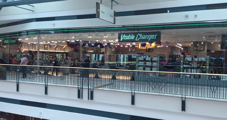 Visible Changes - The Woodlands Mall