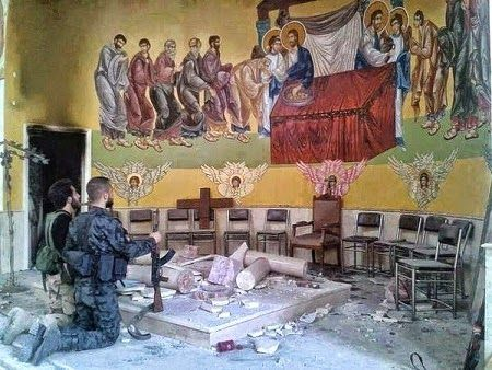 αέναη επΑνάσταση: Κυριακή της Ορθοδοξίας! Ο θρίαμβος της πίστης μας στον κόσμο.