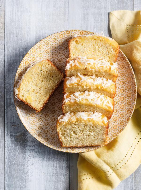 Recette de Ricardo de pain aux bananes exotique