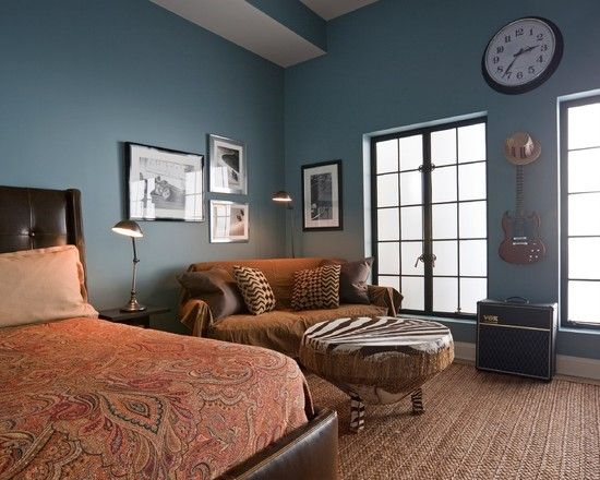 Mens Bedroom Colors