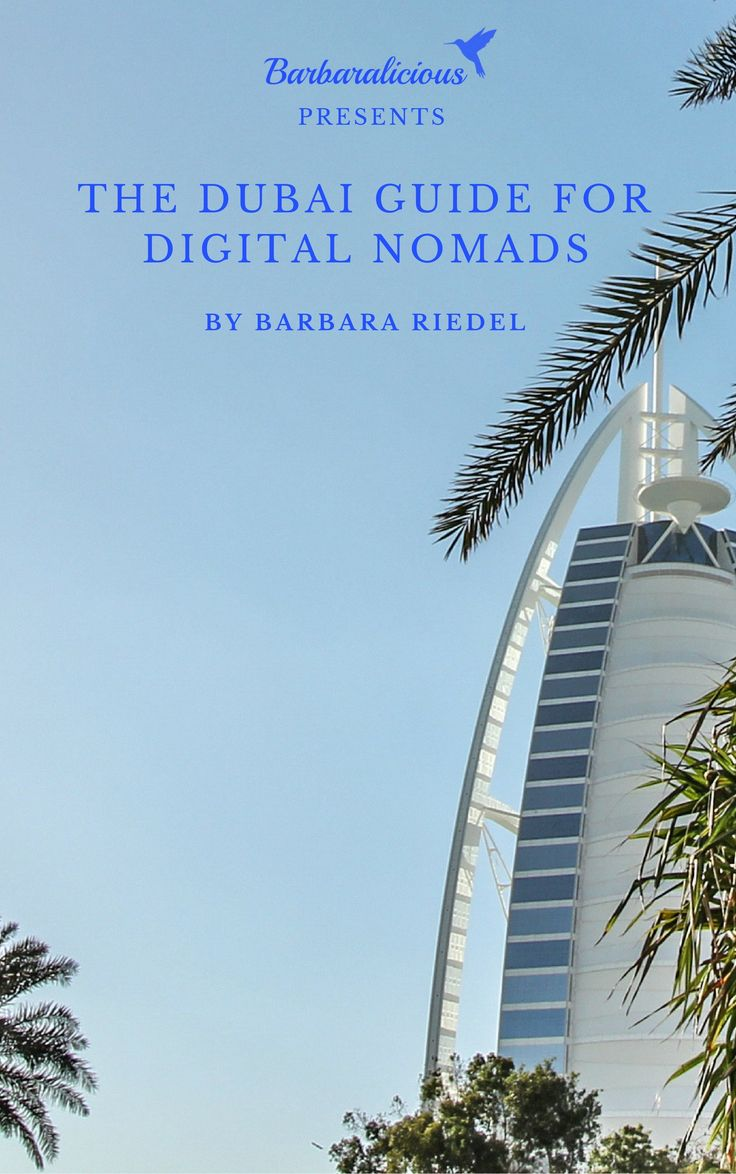 You are a digital nomad searching for a great place to escape winter, not too far from Europe with great Wi-Fi? Then Dubai could be the perfect match! Check out my Dubai Guide for Digital Nomads to have a smooth start in you nomad life in the Emirates!