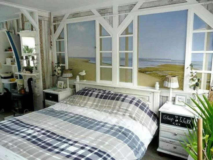 Slaapkamer Idee Strandhuis ~ Images about kamer finn on beds autos and
