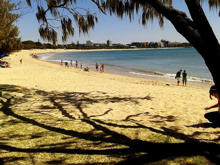 Mooloolaba Beach, Sunshine Coast, Queensland - As a beach town Mooloolaba is hard to beat with great swimming, cafes, restaurants, parks, BBQ areas, playgrounds, and one of the best beach-side promenade walks anywhere.