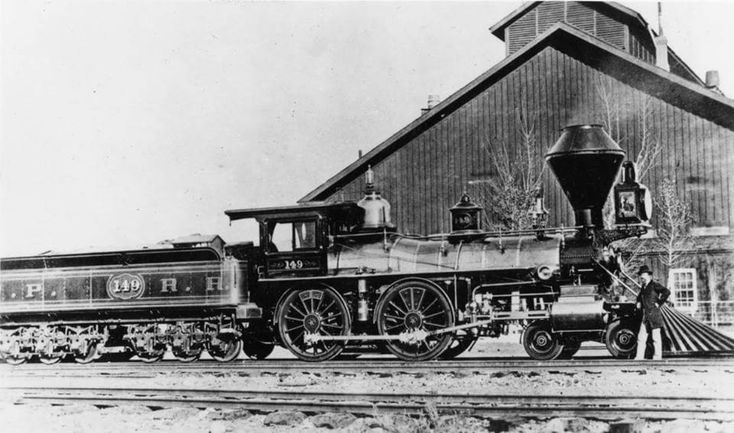 Eric Ross-‎Pre-1895 Railroads & Steam Engines 21st February 2018    Hey guys, I was wondering if any other photos of Central Pacific Railroad No. 149 (or any of her Schenectady-built sisters) exist? I am planning to do a *blueprint-accurate or close enough* color drawing of her, and any help would be much appreciated! Hope everyone is having a great day! Disclaimer: the attached photo is NOT owned by me.