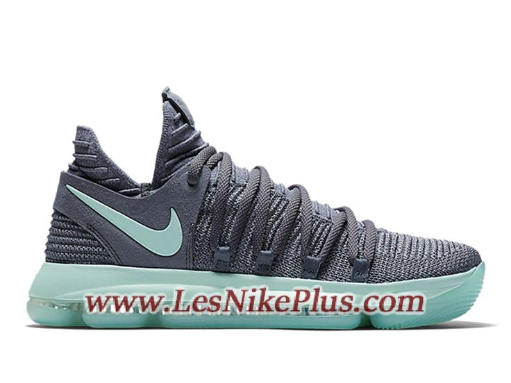 Sneaker Nike Zoom KD 10 X Chaussures Nike KD 2018 Pas Cher Pour Homme Gris  Vert 897816-002 - 897816-002 - Préparez-vous au sport et au style avec les  ...