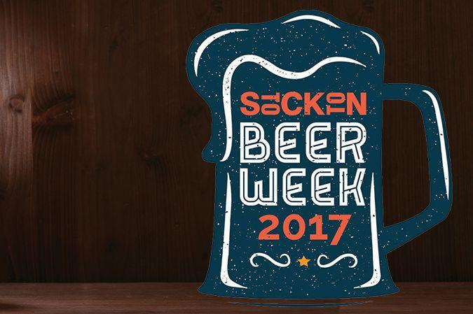 Beer Week is almost here-Stockton #beer #craftbeer #party #beerporn #instabeer #beerstagram #beergeek #beergasm #drinklocal #beertography
