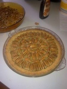 Gran's Pecan Pie from True Blood Sookie's cryin' pie