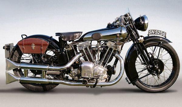 BROUGH SUPERIOR. La Reina de las Motocicletas.  #BroughSuperior #Motos